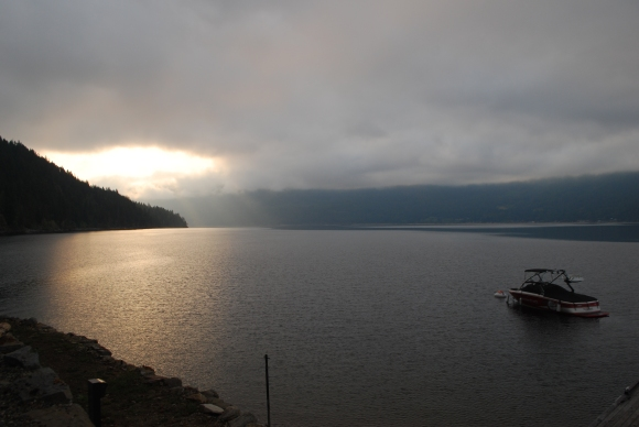 Shuswap mornings