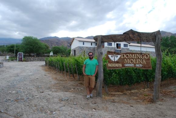 Domingo Molina