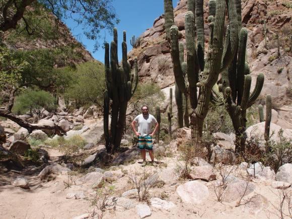 Rio Colorado hike