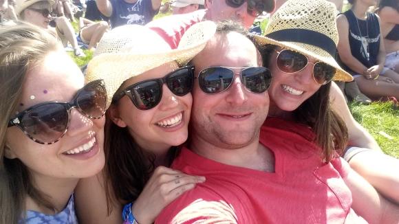Sasquatch selfie