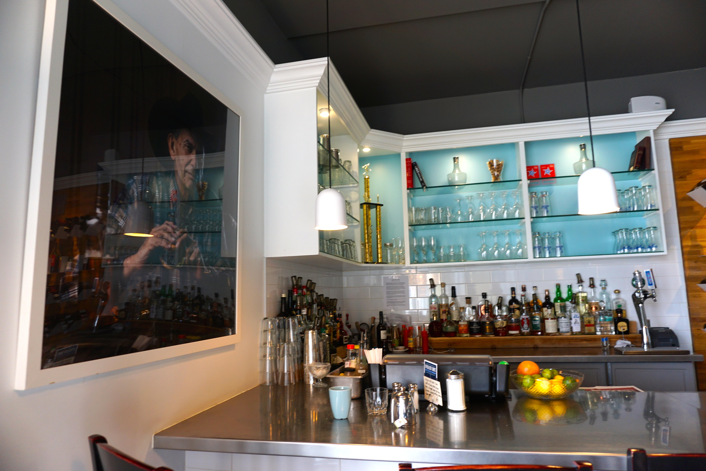 Blue Cafe Calgary Bridgeland