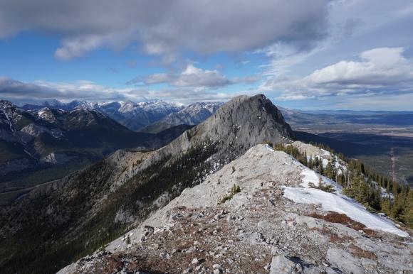 Baldy Pass - Peak
