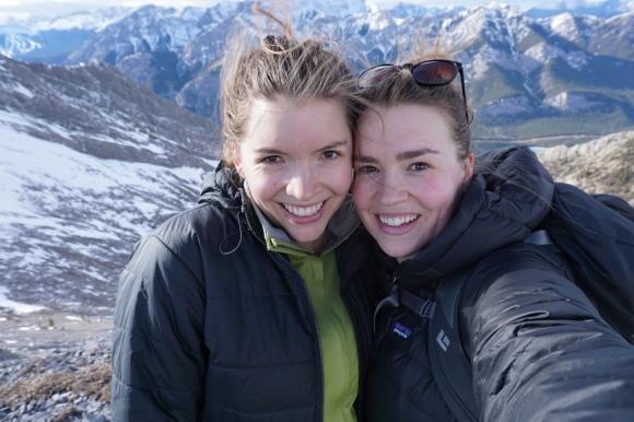 Baldy Pass - Peak Selfie