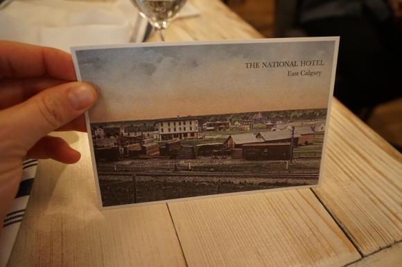 The Nash - Postcard