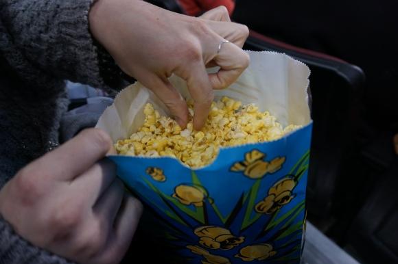 Brier popcorn