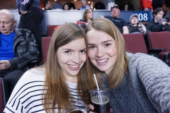 Brier Heather and Julia selfie