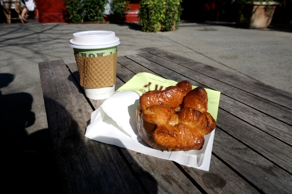 Bouchon coffee and pastry