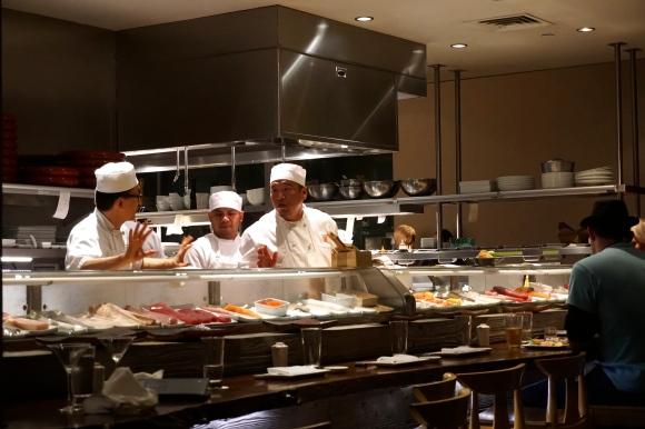 Morimoto kitchen