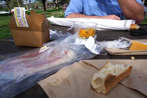 Lunch at V.Sattui